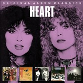 Heart: Original Album Classics [Slipcase] *