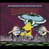 The Black Explosion: Elements of Doom [Limited Edition] [Digipak]