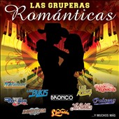 Various Artists: Las Gruperas Románticas
