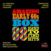 Various Artists: Amazing Early 60s Box: 88 Hard-to-Find Hits [Box]