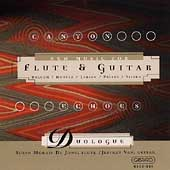 Canyon Echoes - New Music for Flute & Guitar / Duologue