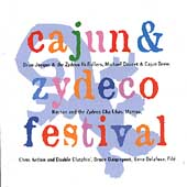 Various Artists: Cajun & Zydeco Festival