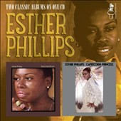 Esther Phillips: Black-Eyed Blues/Capricorn Princess *