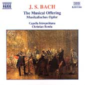 Bach: The Musical Offering / Benda, Capella Istropolitana