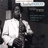 Charlie Parker (Sax): Complete Savoy Live Performances: Sept. 29, 1947-Oct. 25, 1950