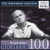 Sviatoslav Richter: The Birthday Edition