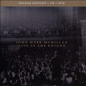 John Mark McMillan: Live at the Knight [CD/DVD] *