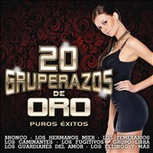 Various Artists: 20 Gruperazos de Oro