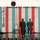 John Lewis/Sacha Distel: Afternoon in Paris
