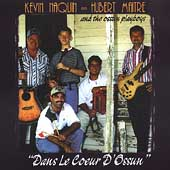 Kevin Naquin & the Ossun Playboys: Dans le Couer O'Ssun