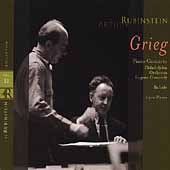 Rubinstein Collection Vol 13 - Grieg: Piano Concerto, etc