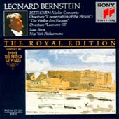 Leonard Bernstein - The Royal Edition Vol 10 - Beethoven