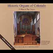 Historic Organs of Colorado - 23 Historic Pipe Organs
