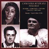 Cavalleria Rusticana and Pagliacci / Martini, Bumbry, et al