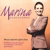 Marina Domashenko - Opera Arias