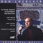 Locklair: Orchestral Music / Trevor, Slovak Radio SO, et al