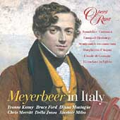 Meyerbeer in Italy / Ford, Kenny, Parry, London PO, et al