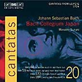 Bach: Cantatas Vol 20 / Suzuki, Bach Colegium Japan