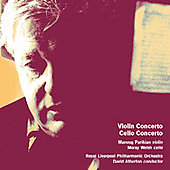 Hugh Wood: Violin Concerto, Cello Concerto / Atherton, et al
