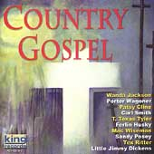Various Artists: Country Gospel [King]