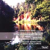 Latvian Music Series Vol 1 / Antra & Normunds Viksne