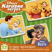 Disney's Karaoke Series: Disney's Karaoke Series: Duets