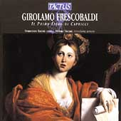 Frescobaldi: First Book of Capricii / Tasini
