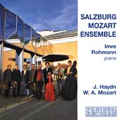 Mozart, Haydn: Divertimentos / Salzburg Mozart Ensemble