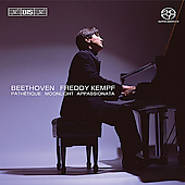 Beethoven: Piano Sonatas no 8, 14 & 23 / Freddy Kempf