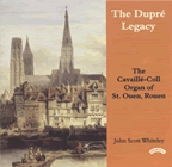 The Dupr&#233; Legacy / John Scott Whiteley