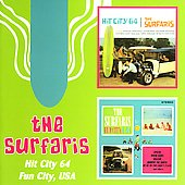 The Surfaris: Hit City 64/Fun City USA