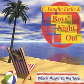 C. Vaughn Leslie: Beach Music in My Soul