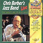 Chris Barber (1~Trombone)/Chris Barber's Jazz Band: Live in 1954/55