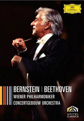 Bernstein conducts & talks about Beethoven / Complete Symphonies & Piano Concertos, etc. [7 DVD]