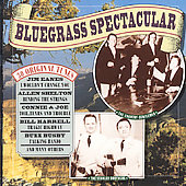 Various Artists: Bluegrass Spectacular (30 Original Tunes)