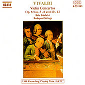 Vivaldi: Violin Concertos Op. 8