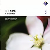 Telemann: Double Concertos