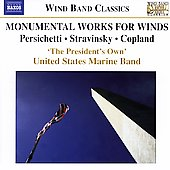 Wind Band Classics -  Monumental Works for Winds