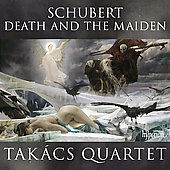Schubert: Death and the maiden / Takács Quartet