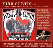 King Curtis: Live in New York [Bonus Tracks] [Digipak]