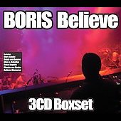 DJ Boris: Believe [Box Set] [Box]