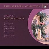 Brilliant Opera Collection - Mozart: Così fan tutte / Kuijken, Isokoski, Groop