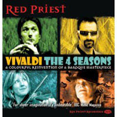 Red Priest's Vivaldi - The 4 Seasons