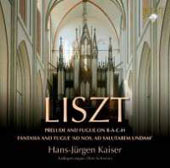 Liszt: Organ Works / Hans J&uuml;rgen Kaiser