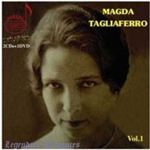 Magda Tagliaferro Plays Chopin & More