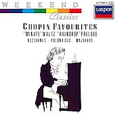 Chopin Favorites / Ilana Vered