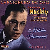 Antonio Machín: Melodia Sentimental