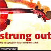 Various Artists: String out, Vol. 4: The String Quartet Tribute to Hard Rock Hits