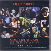 Deep Purple (Rock): New Live & Rare: The Video Collection 1984-2000 [Video/DVD]