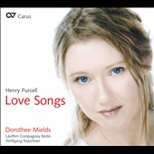 Henry Purcell: Love Songs